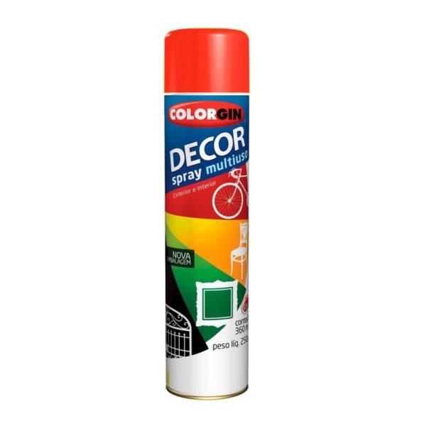 tinta spray decor vermelho 8761 350ml colorgin d nq np 948507 mlb31456910146 072019 f