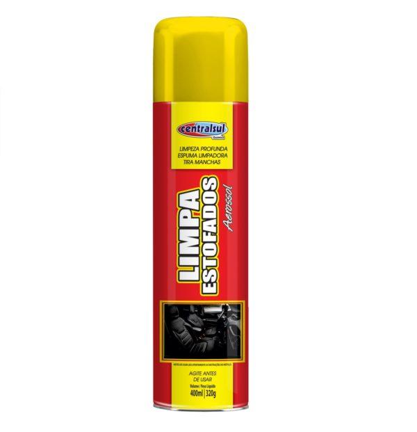 limpa estofados aerossol 400ml 1