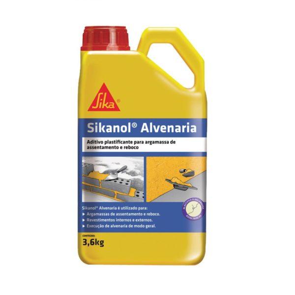 1107718 sikanol alvenaria 3 6l sika z1 636662321535615596